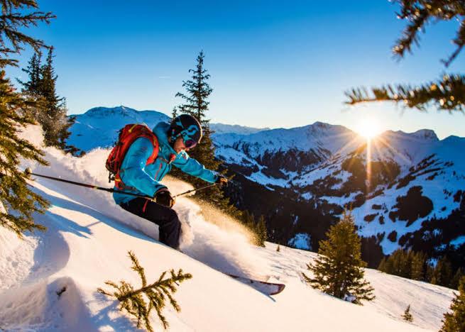 اجمل الاماكن للتزلج في النمسا