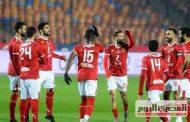 الاهلي يحرز هدفين في مرمى إنبي في الشوط الاول
