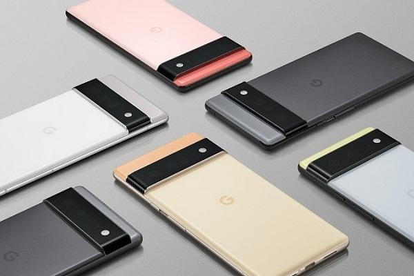 جوجل تطلق هواتفها Google Pixel 6 بقوة شحن خارقة